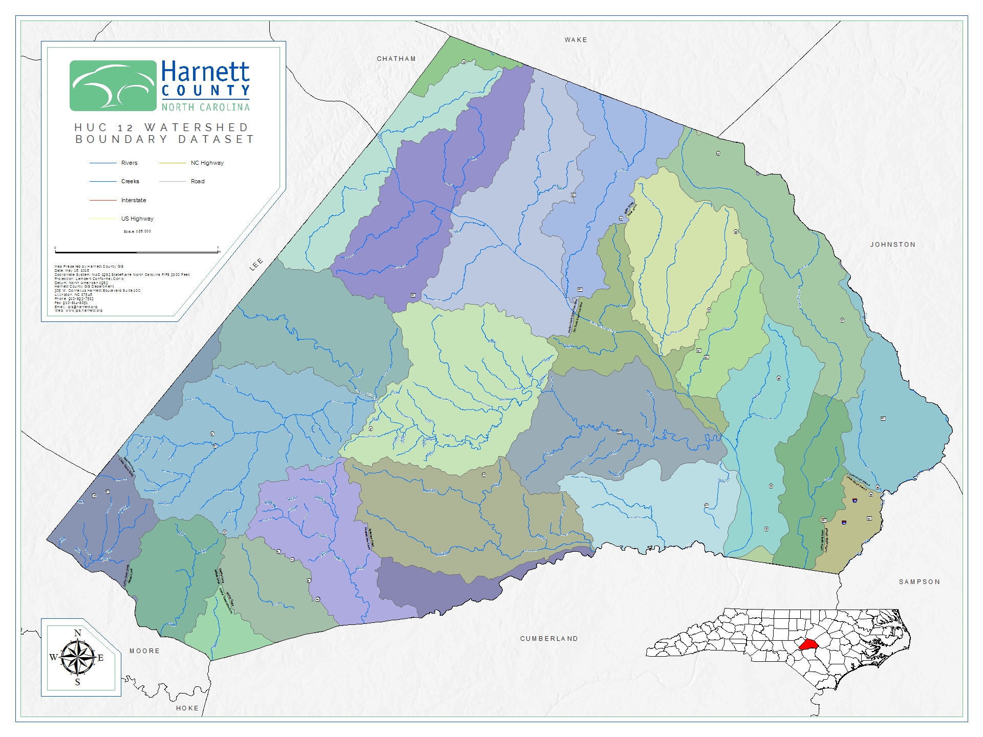 HUC12_Watersheds